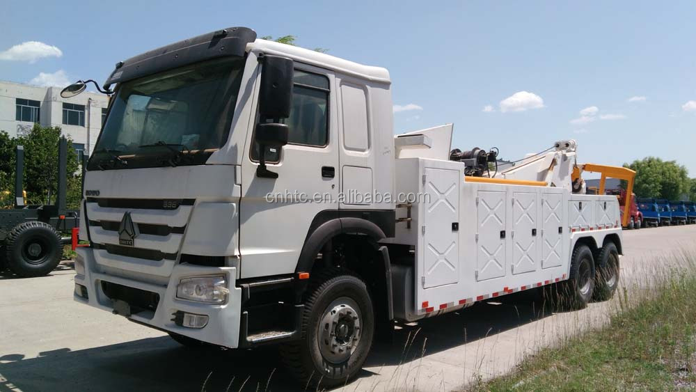 4T Road Recovery Vehicle Tow Wrecker Truck Car Carrier