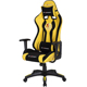 Big and tall PU leather racing style gaming pc computer reclining desk office chair with pillow and headrest