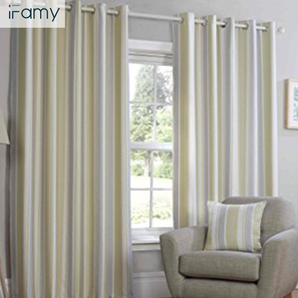 hotel solid color china supplier direct wholesale curtain, multi-color wholesale ready made curtain set