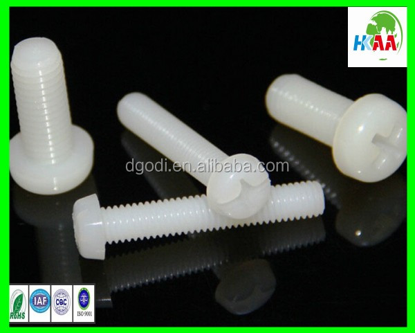 Good quality hammer fix screws nylon anchor