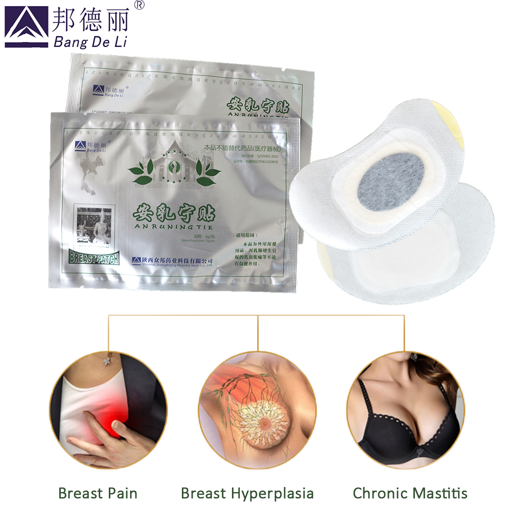 nature herbal Breast Plasters to large breasts patch, breast firming cream