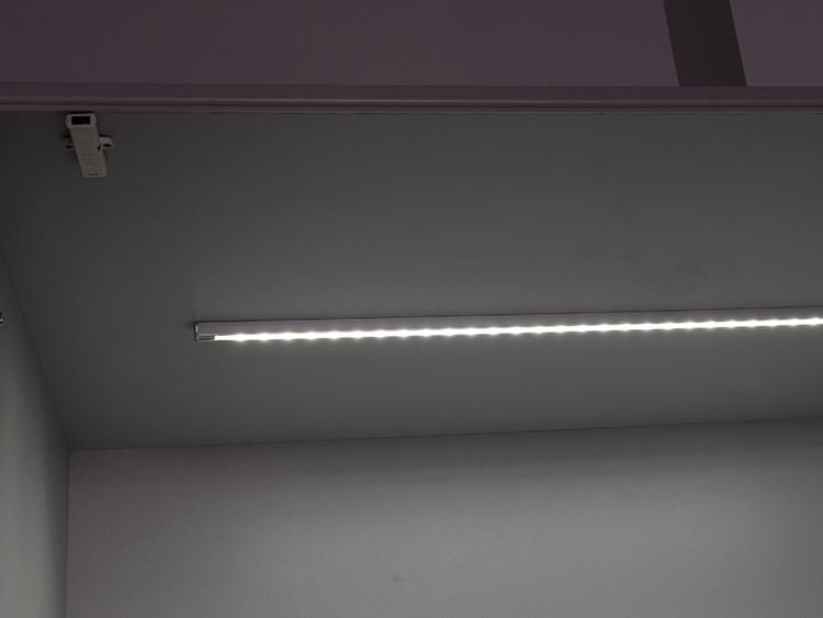 Door Activated Closet Light Home Design Ideas