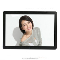Battery operative 15 inch large size digital photo frame