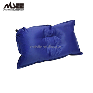 Sponge Inflatable Outdoor Air Pillow