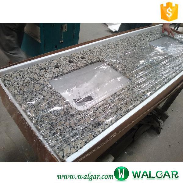 Prefabricated Bathroom Countertops: Hot Sale Prefab 72 Bathroom Countertop For Granite Vanity
