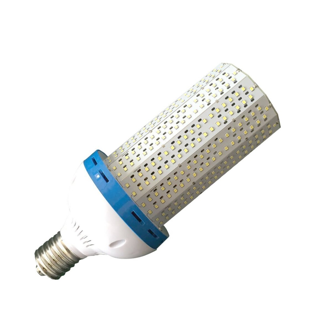 led replacement 500w halog E40 Warehouse lamp LED Corn Bulb SMD3528 80w High Lumens 8800LM Light Color 85-265V AC warm white