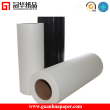 Sublimation heat transfer paper