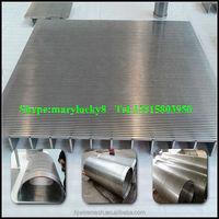flat welded wedge wire screen