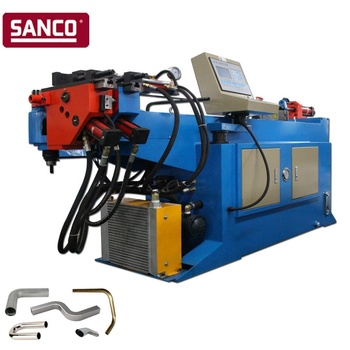 Pipe Tube Bending Pipe Bending Machine