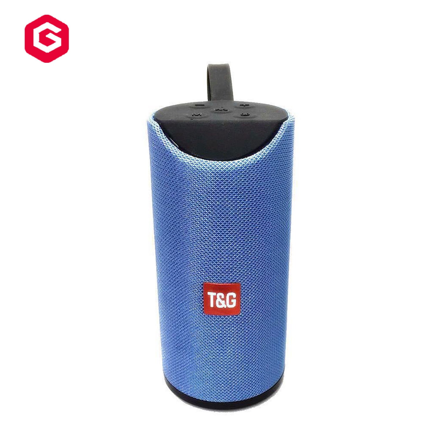 2018 Hot sale TG113 fashion Portable Wireless Fabric Outdoor BT Speaker