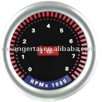 2'' (52mm) Plasma Led Tachometer Gauge Speedometer Auto Gauge Auto ...