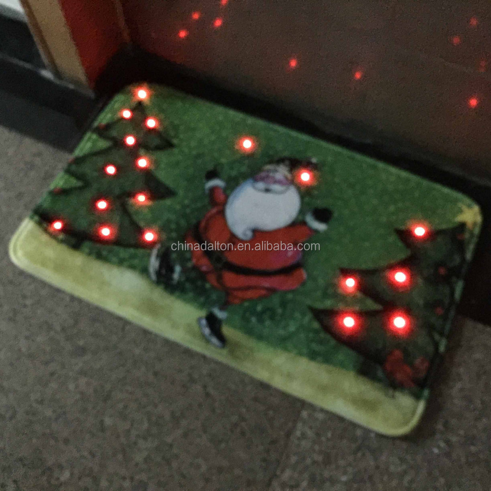 Led Waterproof Light Music Play Door Mats Buy Music Play