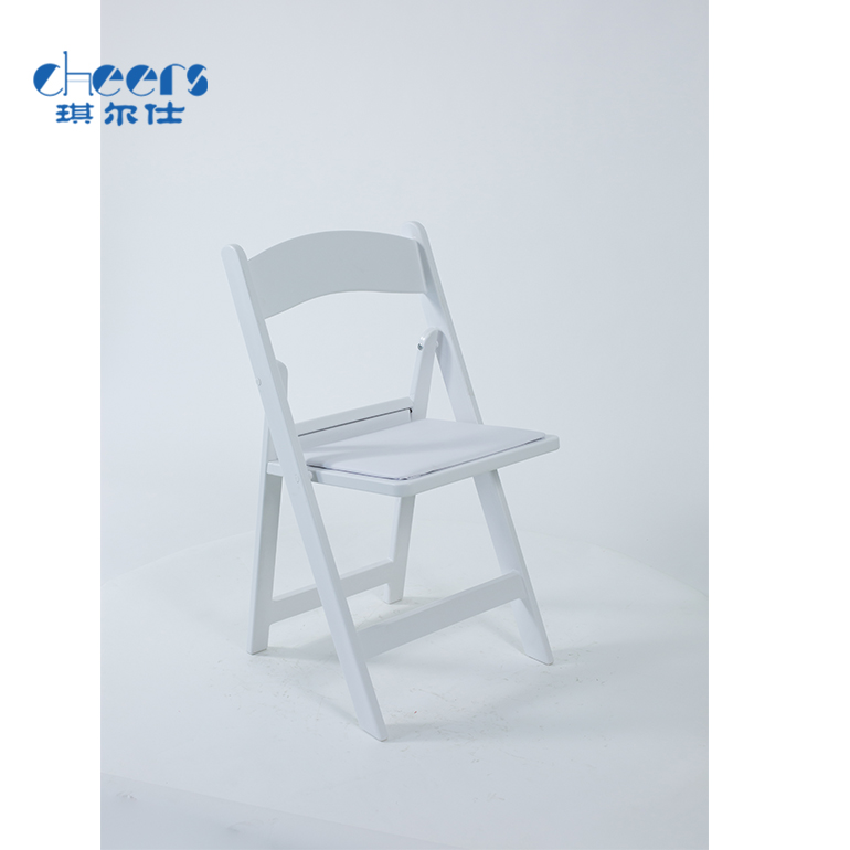 Ceremony Folding Chair/Event Hide Away Chair/Space saving Resin Chairs
