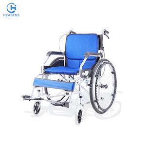 Low price China factory folding Manual Assist wheelchair