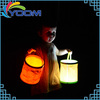2016 New shenzhen 8 leds solar bucket led lamp patented SLB-001 flashing light toy /led camping light/solar light lamp