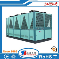water cooled chiller diagram