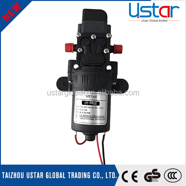 Professional design overflow intelligent agriculture part pump sprayer