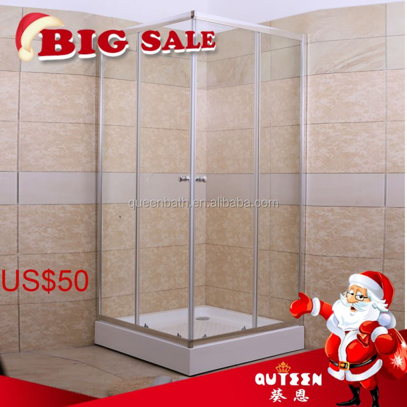 Zhejiang JR-T2416 Hot Sale Small Bathroom Remodel Pictures China bathroom Ideas Supplier Glass Shower Enclosure Factory