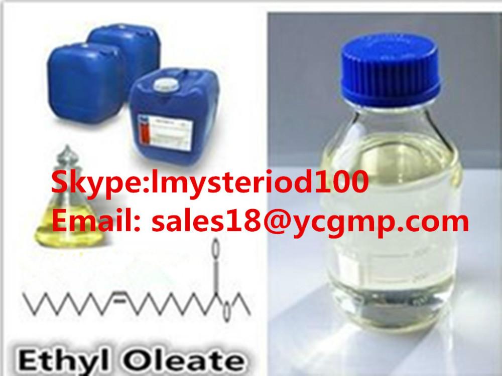 Tj-519 Steroids Solvent 99.5% Ethyl Oleate Cas: 111-62-6 Medical ...