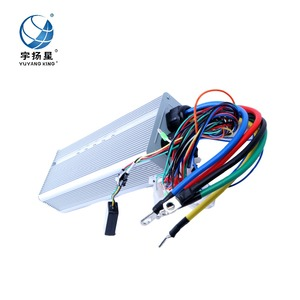 48v 4000w PWM dc motor controller with Regenerative braking and Reverse