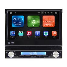 7 ''<span class=keywords><strong>1Din</strong></span> Android8.0 RK PX5 Octa-core Universal Auto DVD Player mit 4G RAM + 32G ROM Wifi DVD TPMS TUPFEN OBD 3G etc WG7088