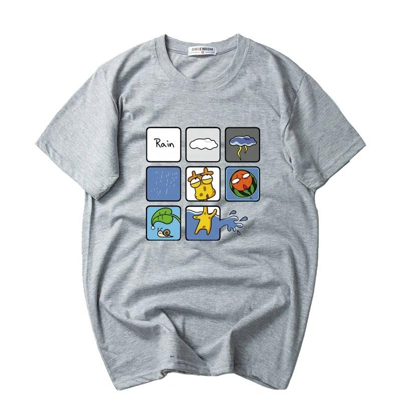 Mens clothes big size 4XL 5XL 6XL 7XL Top men's printed t shirt