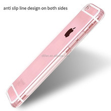 DFIFAN Stylish mobile phone accessories back cover case for iphone 6 skid-proof ultra slim clear case for iphone 7