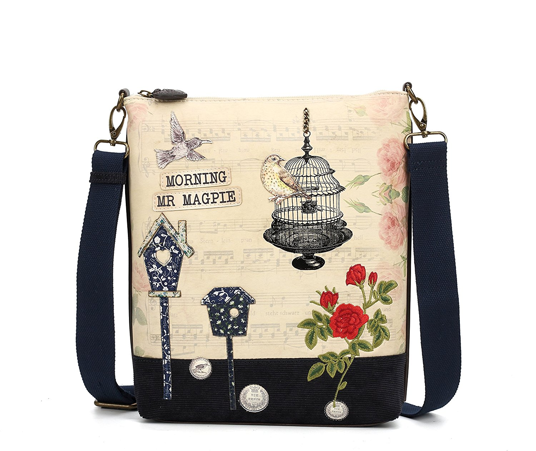 Vendula London The Beauty  grab bag fashion bag women lady bag cross body