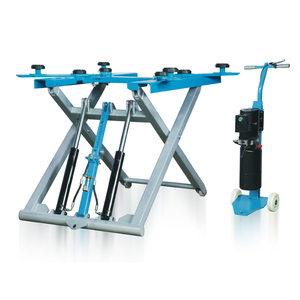 Smithde SMDPL High Quality Electric Mini Scissor Lift/Mobile Car Lift