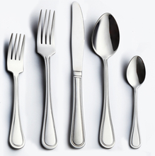 Stainless Steel Tableware Best Quality in Alibaba Cutlery Set Stainless Steel Flatware