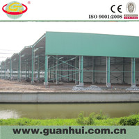 Earthquake proof lightweight metal frame building