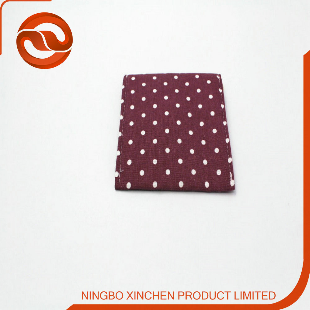 creative thing good quality, bowknot Sanitary napkin bag/sanitary napkin