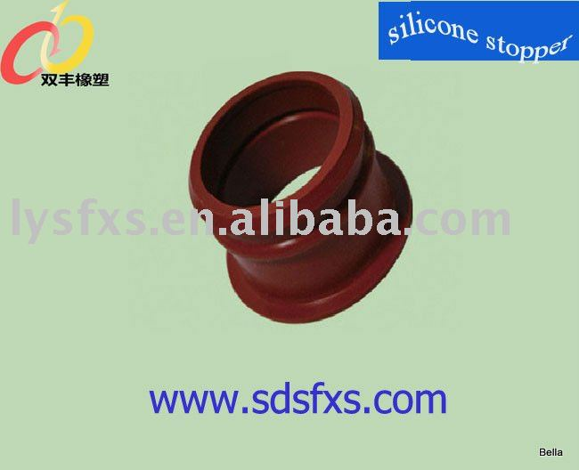 silicone stopper(solar water heater parts)