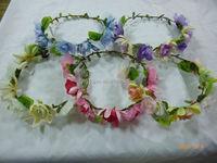 liquidation flower head garland