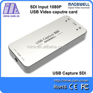 Best Selling High Quality Av Dv Capture Card Video Capture Express Card For sdi To Pci-e