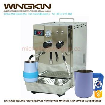 Milk Foaming Coffee Maker Machine Tea Vending