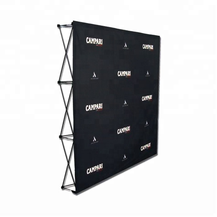 Customized Strong Materials Pop Up Banner Display <strong>Stand</strong>