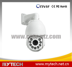 20X Zoom 2.0 Megapixels HD Outdoor Auto Motion Tracking PTZ IP Camera