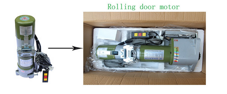 Remote Control Battery Operated Garage Door Opener