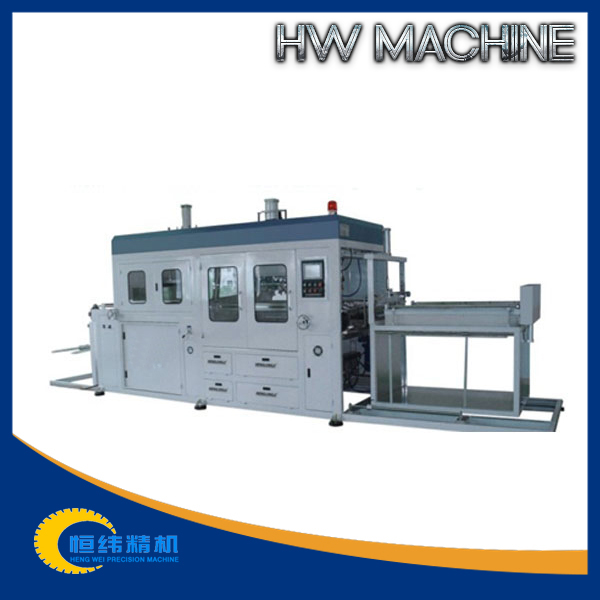 Automatic lid forming equipment for milk tea and other b factory