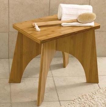 Éco Style Salle De Bains Spa Banc-bambou - Buy Product on Alibaba.com