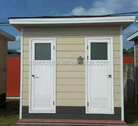 China High standar new prefab outdoor toilet for sale