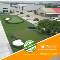High Quality Mini Golf Putting Green Artificial Grass Sports Turf