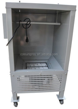 Mini Small Portable Paint Spray Booth for Sale