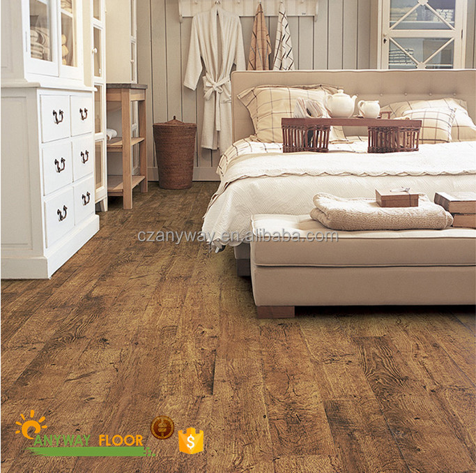 waterproof Vinyl wpc laminate floor tiger