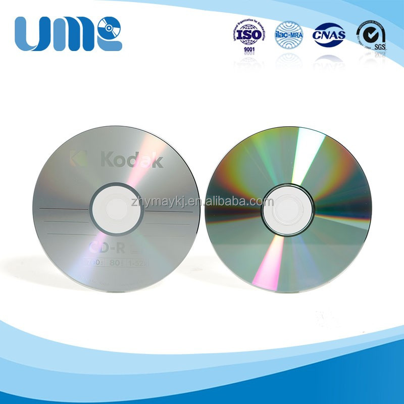 Anyang Factory Wholesale Printable CD-R 700MB Audio Music Car CD