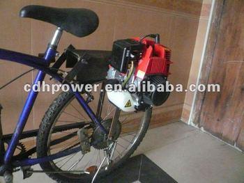 Gas Bike Kit/ Rear Mounted Two Stroke Bicycle Engine Kit