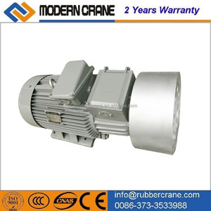 YZTD variable poles multi speed three-phase motor for tower crane electric motor