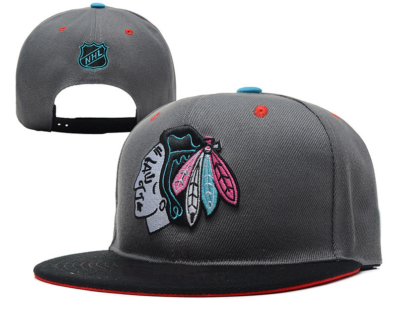 9d4c5a3418c Get Quotations · Hip hop nhl cap hockey gorras Chicago Blackhawks snapback  cap men 2015 Chicago Blackhawks bone snapback