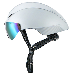 CAIRBULL AERO-R1 2019 Aerodynamics Road Cycling Aero Bike Helmet With Magnetic Goggle Fits With Glasses CE CPSC Certified